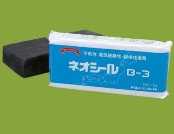 Đất sét chít mạch Nitto Neoseal B3, chống chuột, côn trùng, chống cháy, chống thấm, bịt tủ điện